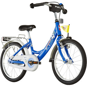 "Puky ZL 18-1 Bicycle aluminium 18"" Kids, fußball"